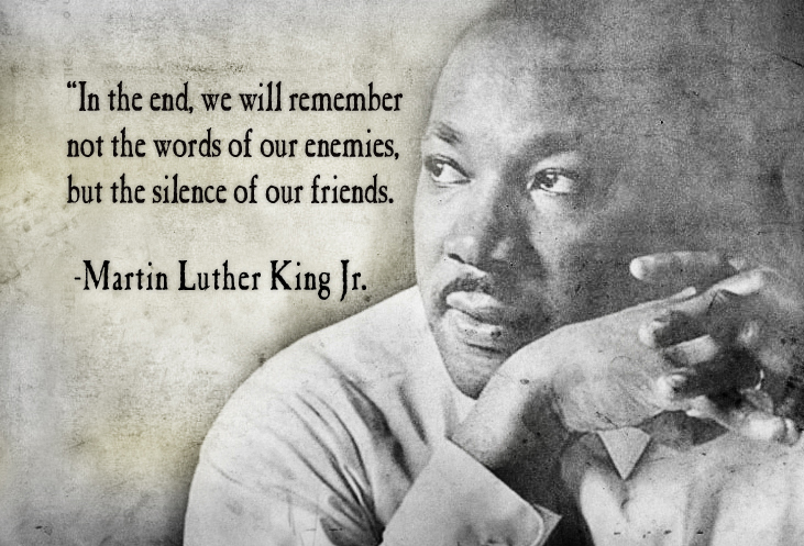 martin luther citater 10 Powerful Passages From MLK's 'Letter' | Fedlaw206's Blog martin luther citater